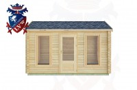 Log Cabins Five Oaks 4.0m x3.0m -2060 1