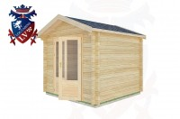Log Cabins Bepton 2.5m x 2.5m -2012  3