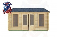 Log Cabins West Lavington 4.5m x 5.5m -2078 1