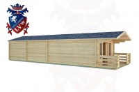 Log Cabins Stedham 11.5m x 4.0m -2044 3