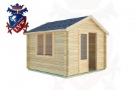 Log Cabins Monk's Gate 3.0m x 3.0m -2024  2