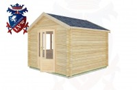Log Cabins Monk's Gate 3.0m x 3.0m -2024  3