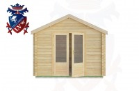 Log Cabins Monk's Gate 3.0m x 3.0m -2024  1