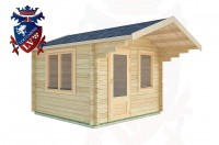 Log Cabins Horsted Keynes 3.0m x 3.0m -2025 2