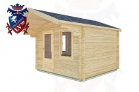 Log Cabins Horsted Keynes 3.0m x 3.0m -2025 3