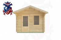 Log Cabins Horsted Keynes 3.0m x 3.0m -2025 1