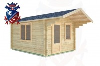 Log Cabins Stopham 3.0m x 4.0m -2026 2