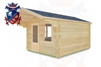 Log Cabins Stopham 3.0m x 4.0m -2026 3