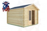 Log Cabins Burpham 3.0m x 3.0m -2030 2