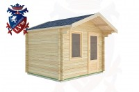 Log Cabins Bury 3.0m x 2.5m -2033 3