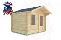 Log Cabins Bury 3.0m x 2.5m -2033 3