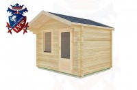 Log Cabins Bury 3.0m x 2.5m -2033 2