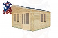 Log Cabins Hurst Wickham 4.0m x 4.0m -2065 3