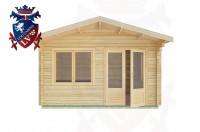 Log Cabins Hurst Wickham 4.0m x 4.0m -2065 1