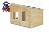 Log Cabins Coolham 4.0m x 3.0m -2066 2