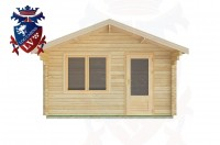 Log Cabins Pease Pottage 4.0m x 4.0m -2069 1