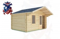 Log Cabins Findon 4.0m x 3.0m -2070 3