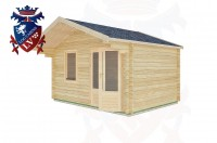 Log Cabins Findon 4.0m x 3.0m -2070 2