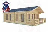 Log Cabins East Wittering 5.0m x 7.0m -2095 2