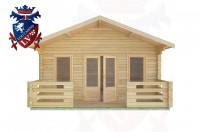 Log Cabins South Stoke 5.0m x 5.0m -2083 1