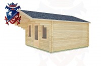 Log Cabins Foul Mile 4.0m x 4.0m -2073 3