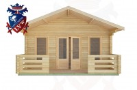 Log Cabins Southbourne 13.0m x 5.0m -2086 1