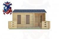 Log Cabins Hurstpierpoint 5.0m x 3.0m -2091 1