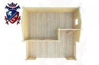 Log Cabins Hurstpierpoint 5.0m x 3.0m -2091 4