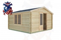 Log Cabins Midhurst 4.0m x4.0m -2059 2
