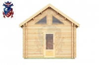 Log Cabin Maresfield 4.0m x 8.0m - 664 1