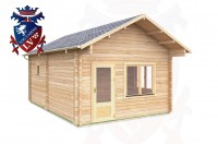Log Cabins Eastbourne 4.0m x 6.0m - 016 4