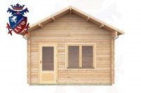 Log Cabins Eastbourne 4.0m x 6.0m - 016 3