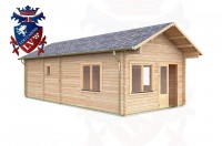 Log Cabins Groombridge 4.0 m x 8.8m - 018 3