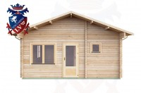 Log Cabins Hailsham 5.5 m x 5.7m - 019 4