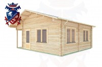 Log Cabins Westham 5.5m x 6.3m - 293 2