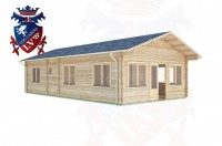 Log Cabins Arlington 5.5m x 10.6m - 309 2