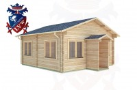 Log Cabins Jevington 5.5m x 5.5m - 307 2