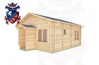 Log Cabins Jevington 5.5m x 5.5m - 307 3