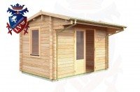 Log Cabins Southease 3.55m x 2.35m - 040 2