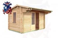 Log Cabins Southease 3.55m x 2.35m - 040 2