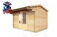 Log Cabins Southease 3.55m x 2.35m - 040 3