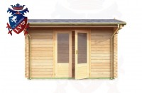 Log Cabins Southease 3.55m x 2.35m - 040 1