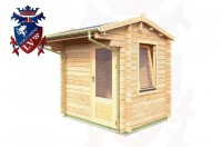 Log Cabins Piddinghoe 2.35m x 1.75m - 050 2