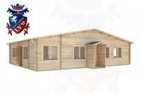Log Cabins Hassocks11.0m x9.0m -290 3