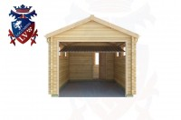 Log Cabins Jenkins' Green 9.5m x 3.0m - 162 1