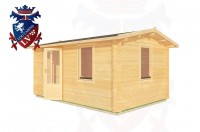 Log Cabins Ore Valley 4.0m x 3.0m - 178 3