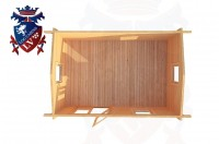 Log Cabins Ore Valley 4.0m x 3.0m - 178 4