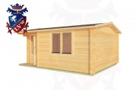 Log Cabins Wadhurst 5.0m x 4.0m - 179 2