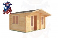 Log Cabins Barcombe Mills 4.5m x 3.0m - 182 2