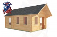 Log Cabins Goatham Green 4.5m x 6.0m - 184 2